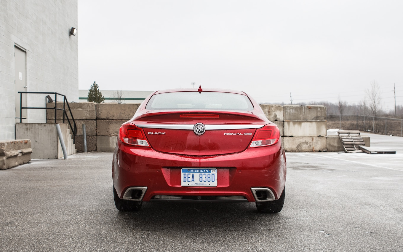 hight resolution of 2013 buick regal gs 41 112