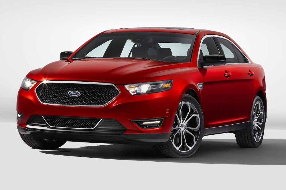 medium resolution of 2013 ford taurus sho