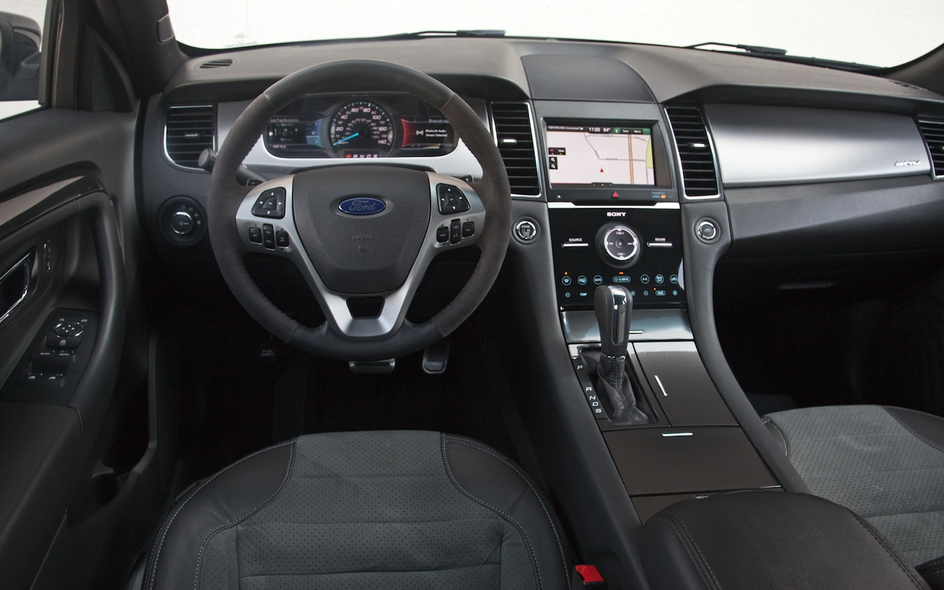 hight resolution of 2013 ford taurus sho