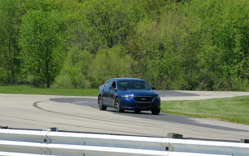 small resolution of 2013 ford taurus sho performance package