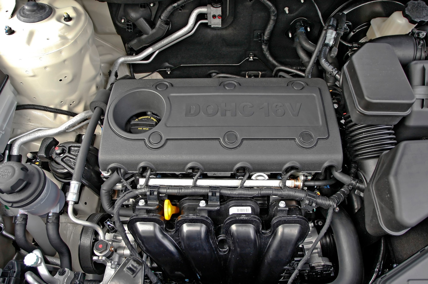 Kia Sportage Engine Diagram