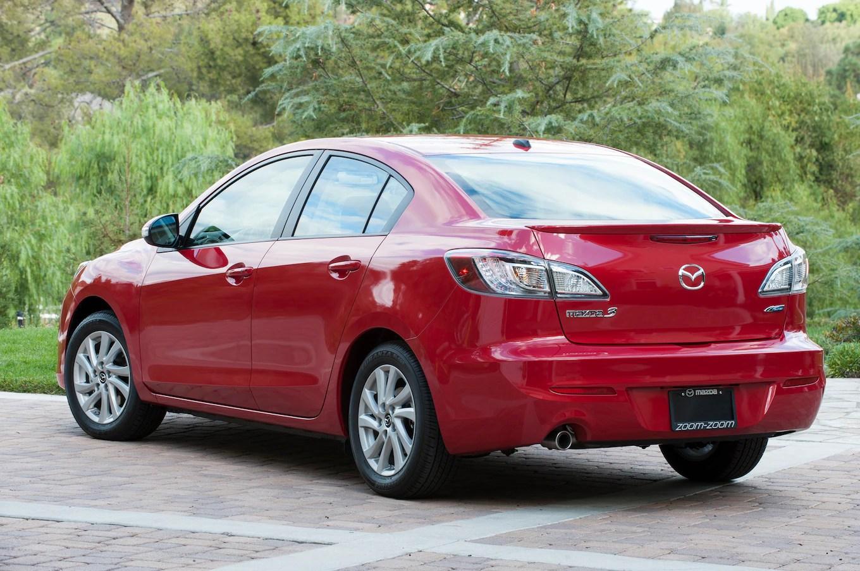 2013 Mazda Mazda3 Reviews And Rating  Motor Trend