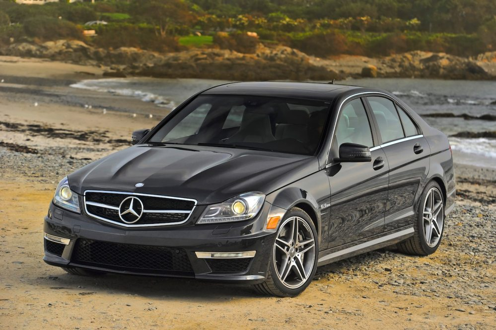 medium resolution of 2013 mercedes benz c63 amg sedan