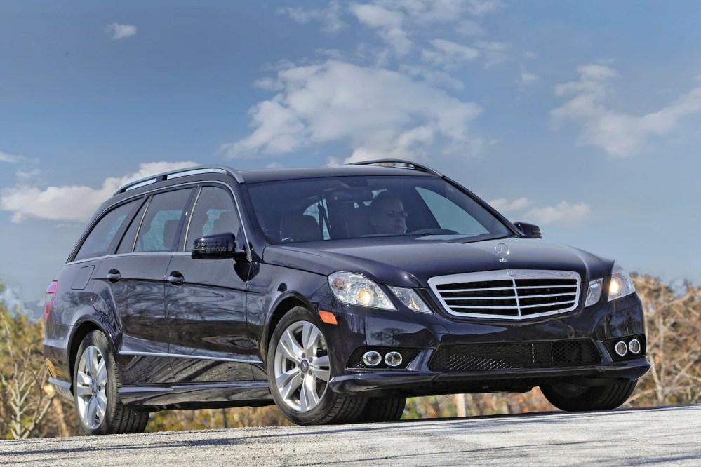 medium resolution of 2013 mercedes benz e350 4matic wagon