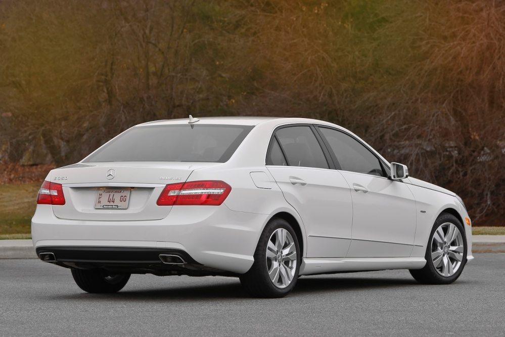 medium resolution of 2013 mercedes benz e350 bluetec sedan