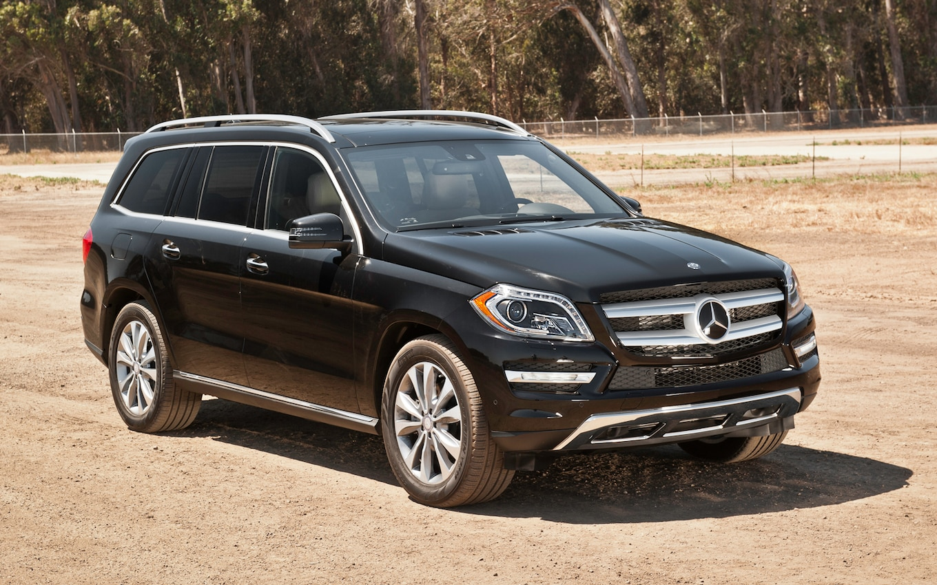 2013 Mercedes-Benz GL-Class Reviews and Rating | Motor Trend
