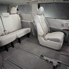 Toyota Sienna Captains Chairs Removal Comfortable Folding Remove Middle Seat Autos Post