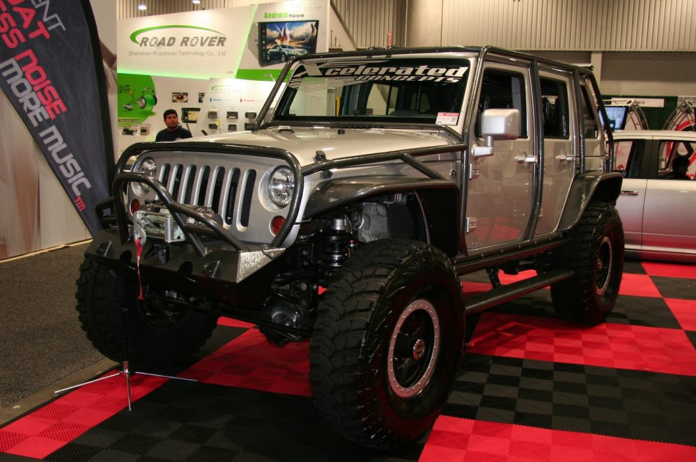 medium resolution of jeeps of sema 2013