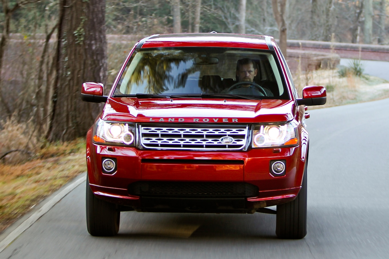 Land Rover LR2 Reviews Research New & Used Models