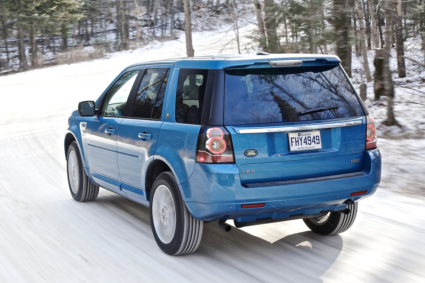 2013 Land Rover LR2 Reviews and Rating