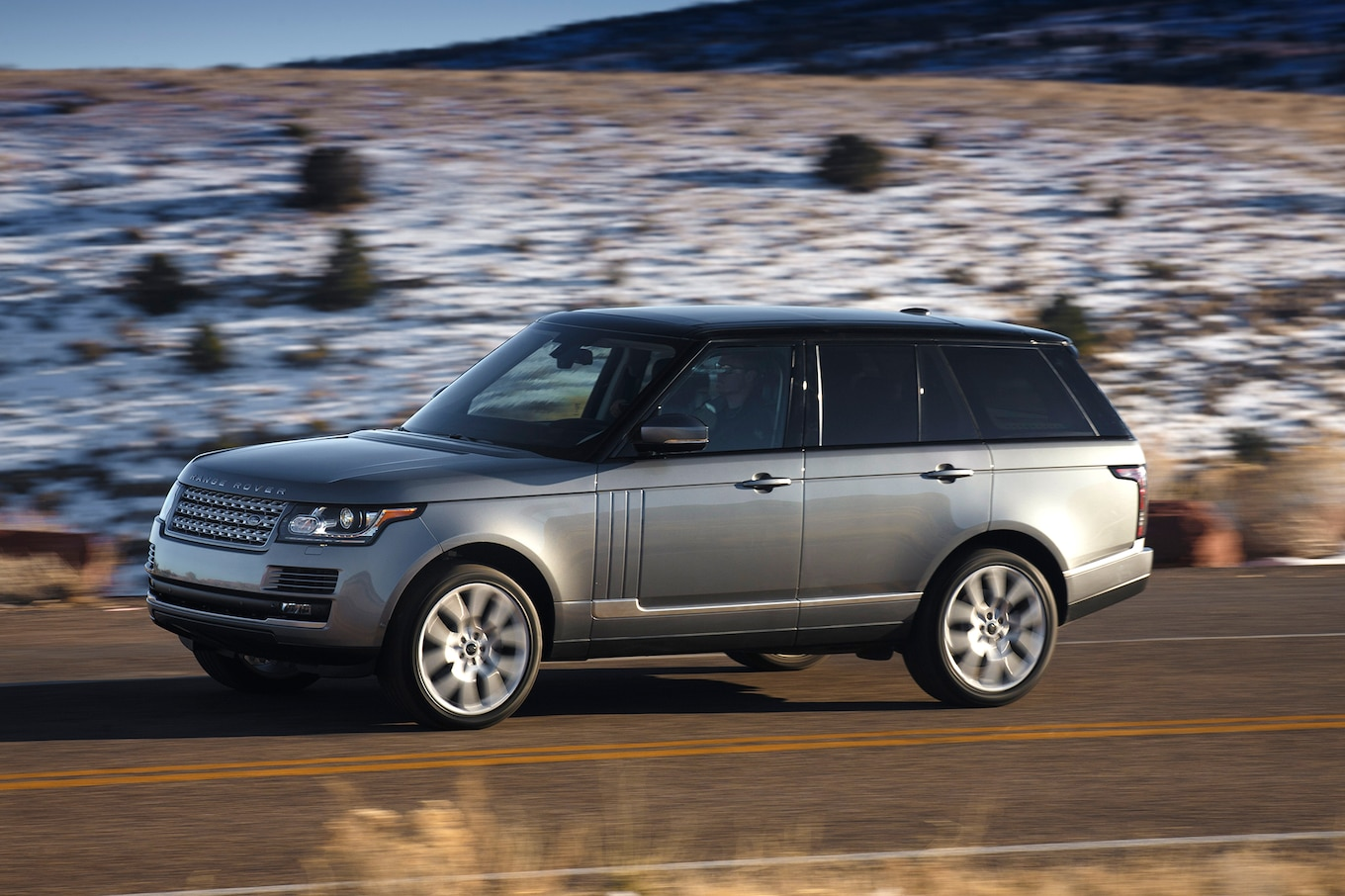 2013 Land Rover Range Rover Reviews And Rating  Motor Trend
