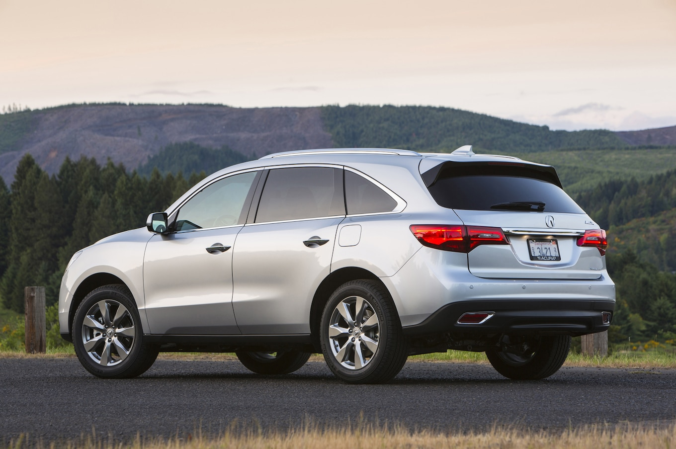 2014 Acura Mdx Reviews And Rating  Motor Trend