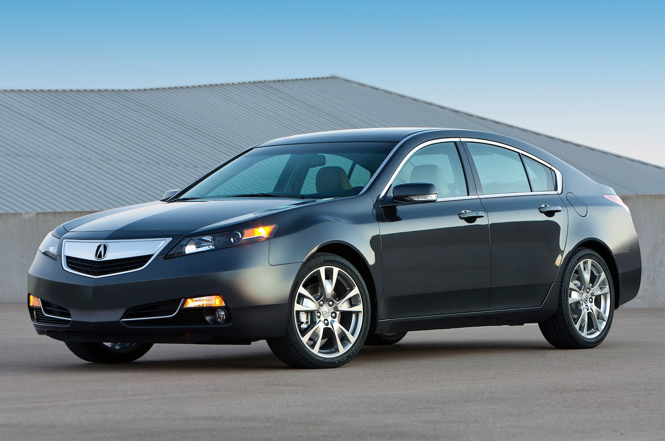 2014 Acura Tl Reviews And Rating  Motor Trend