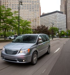 2014 chrysler town and country 30th anniversary edition [ 1360 x 906 Pixel ]