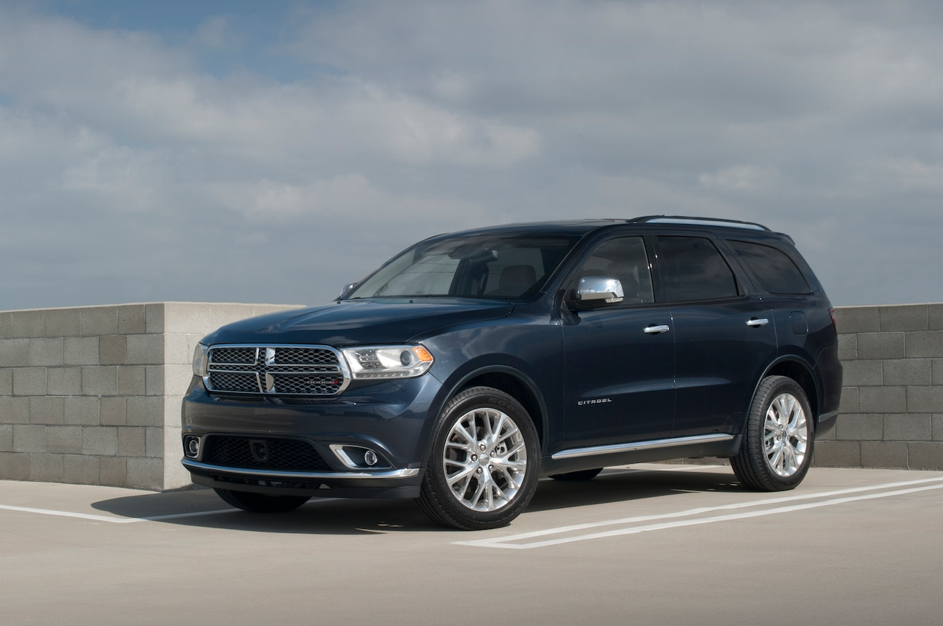 2014 Dodge Durango Reviews And Rating  Motor Trend