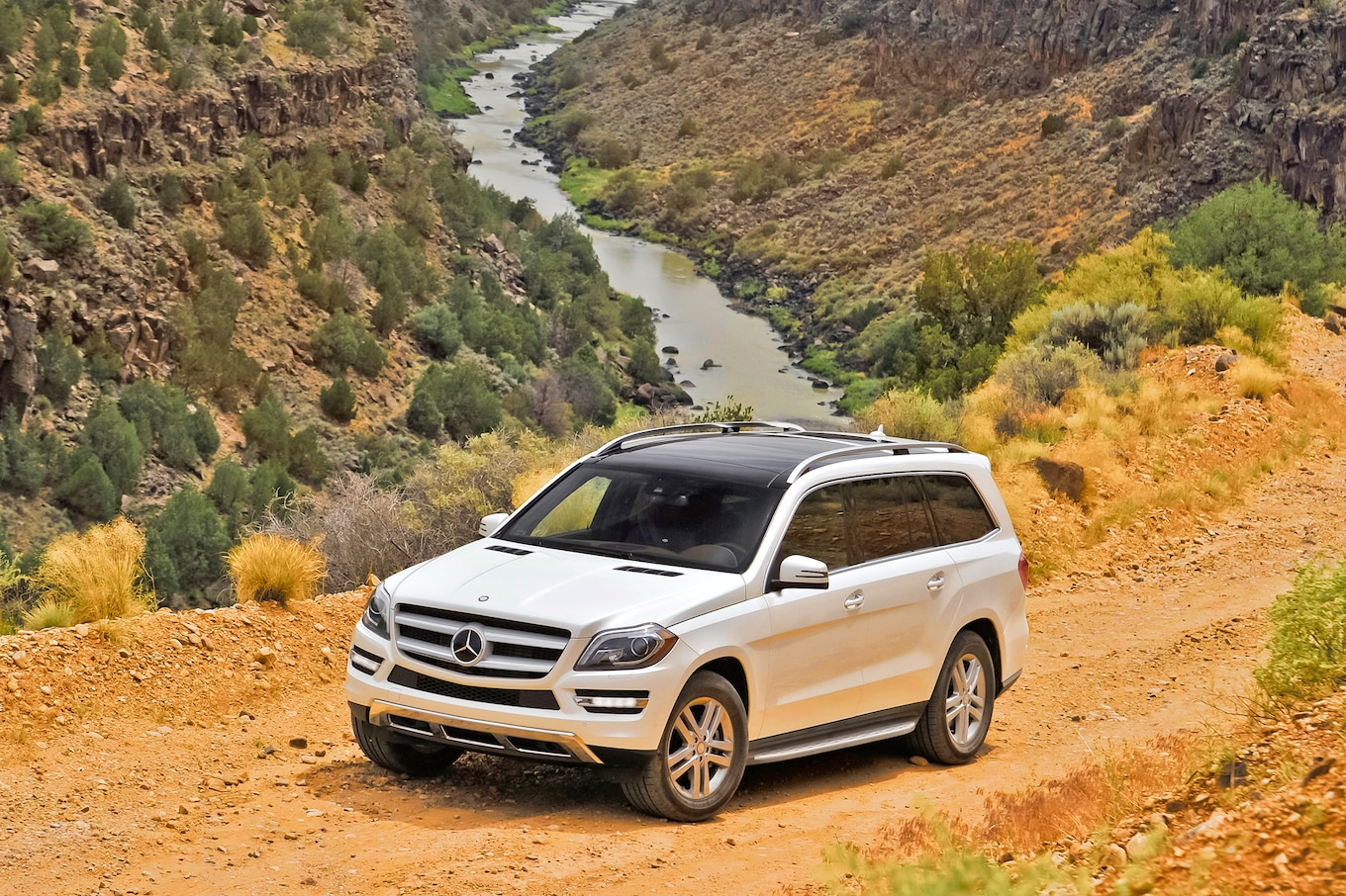 2014 Mercedes-Benz GL-Class Reviews and Rating | Motor Trend