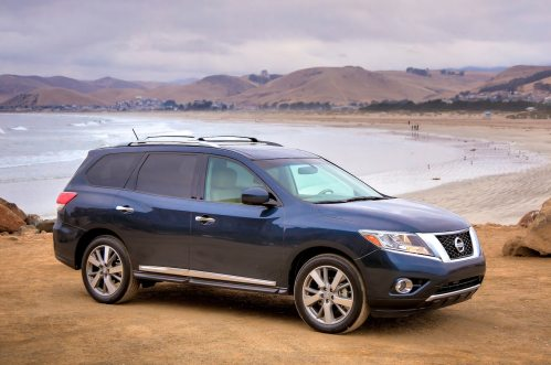 small resolution of 2014 nissan pathfinder
