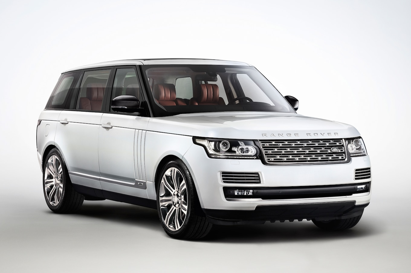 2014 Land Rover Range Rover Reviews and Rating