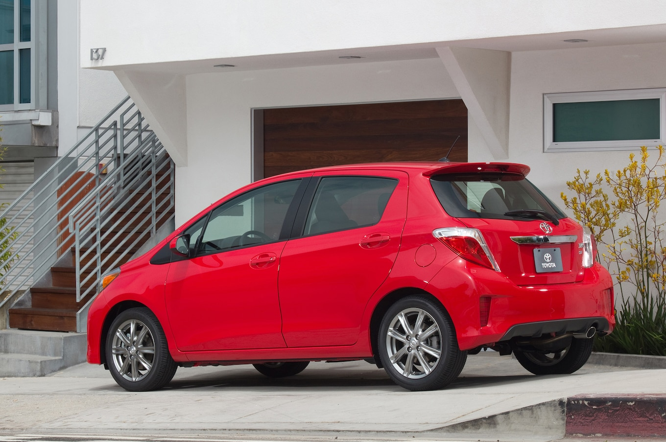 toyota yaris trd 2014 dijual grand new avanza e 2018 reviews and rating motor trend