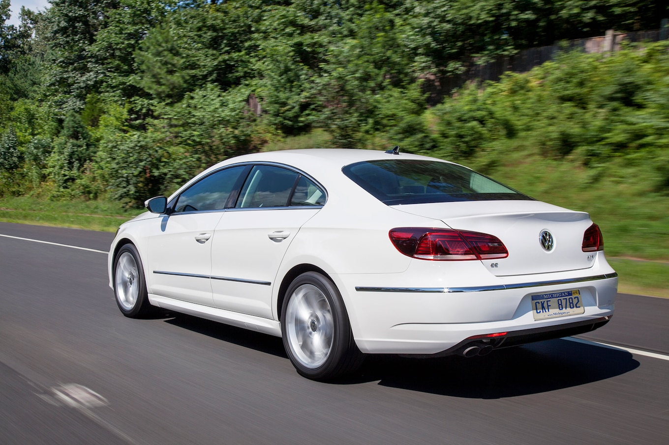 2014 Volkswagen Cc Reviews And Rating  Motor Trend