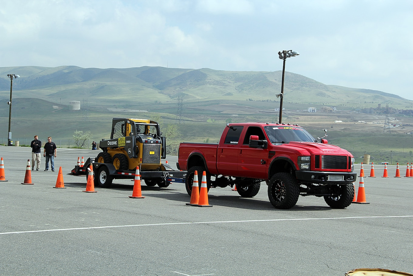 hight resolution of 2014 diesel power challenge trailer obstacle course 83 196