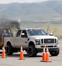 2014 diesel power challenge trailer obstacle course 50 196 2008 ford f 250  [ 1360 x 907 Pixel ]