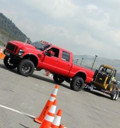 2014 diesel power challenge trailer obstacle course 85 196 [ 1360 x 907 Pixel ]