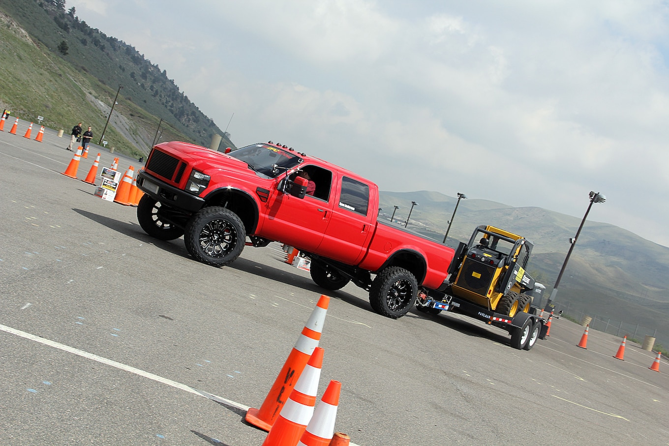 hight resolution of 2014 diesel power challenge trailer obstacle course 85 196