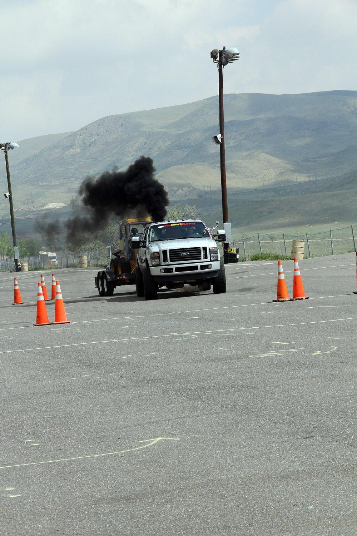 medium resolution of 2014 diesel power challenge trailer obstacle course 84 196