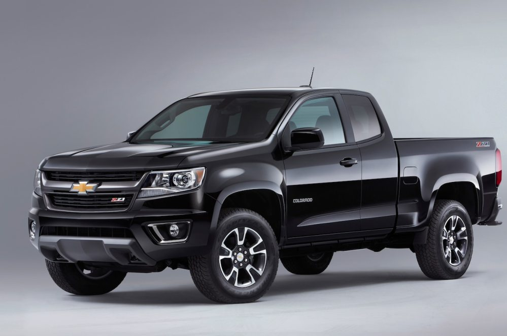 medium resolution of 2015 chevrolet colorado