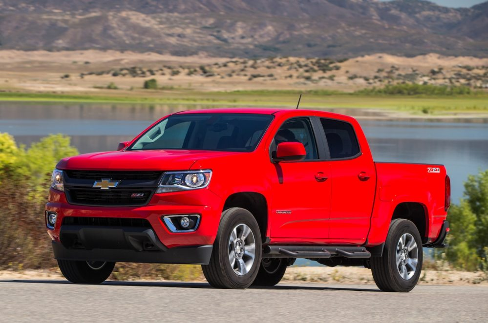 medium resolution of 2015 chevrolet colorado 61 250