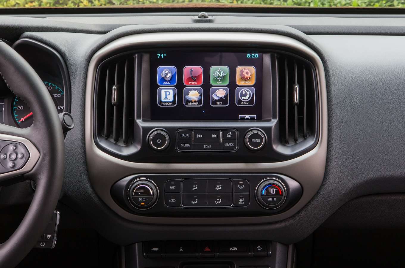 chevy radio 57 er diagram for business management system 2015 chevrolet colorado reviews and rating motor trend