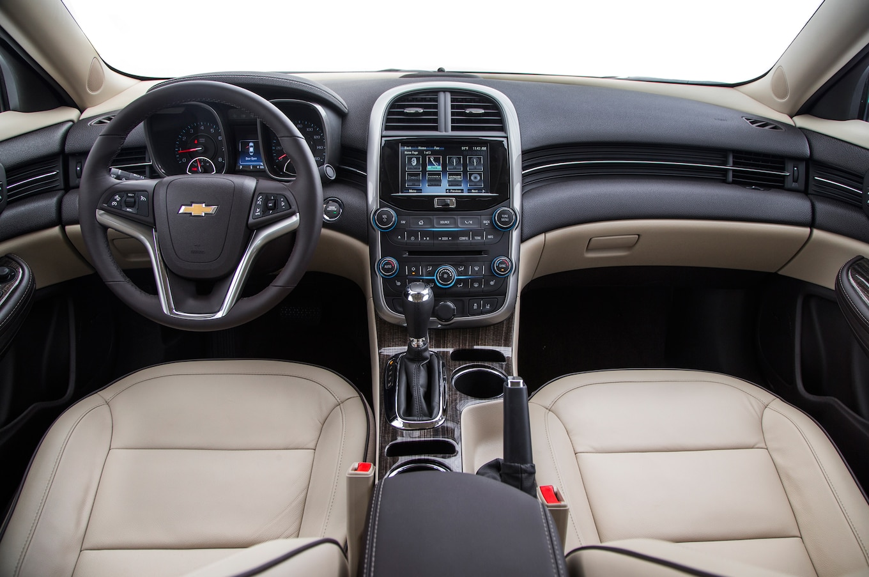 2016 Chevy Malibu Ss Interior