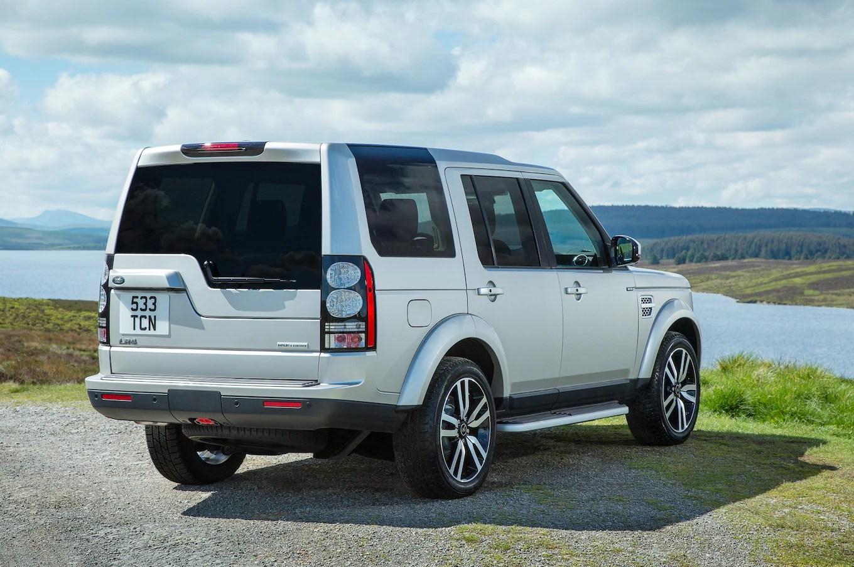 on 2015 Land Rover Defender Adjuster Star Wheel