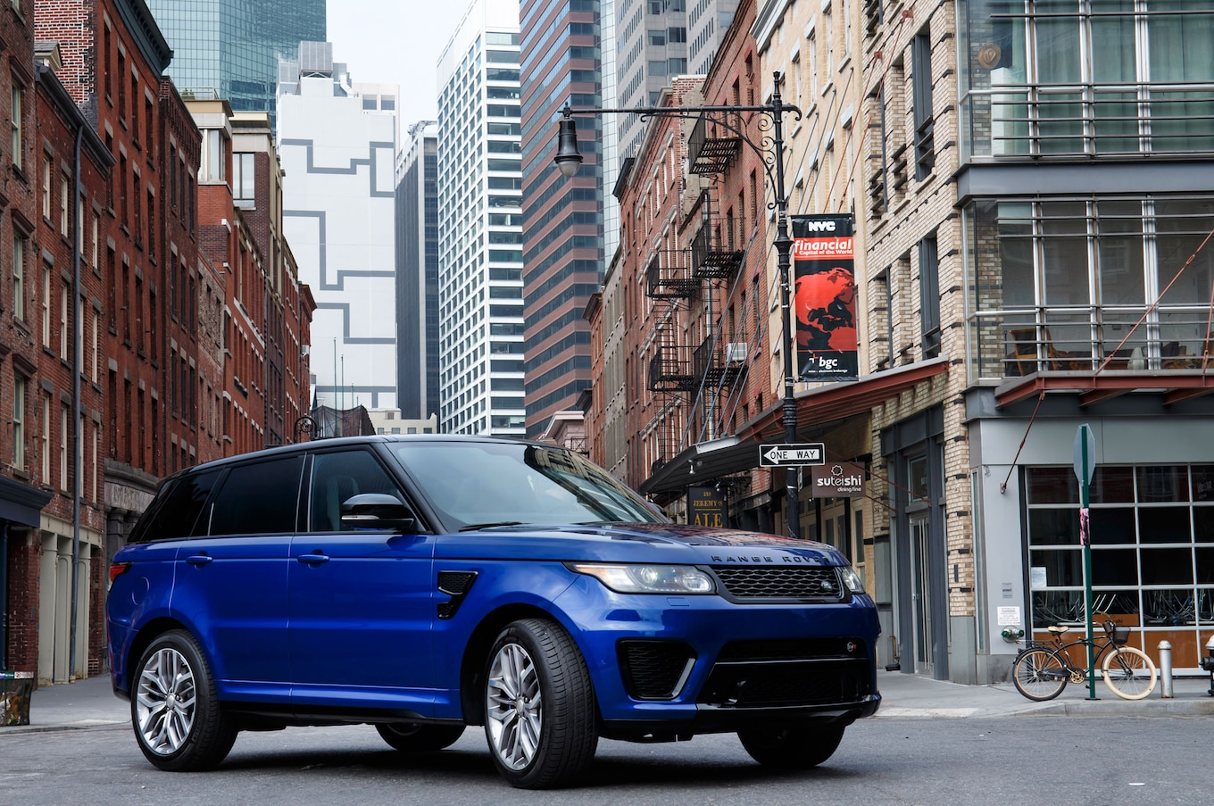 2015 Land Rover Range Rover Sport Reviews and Rating