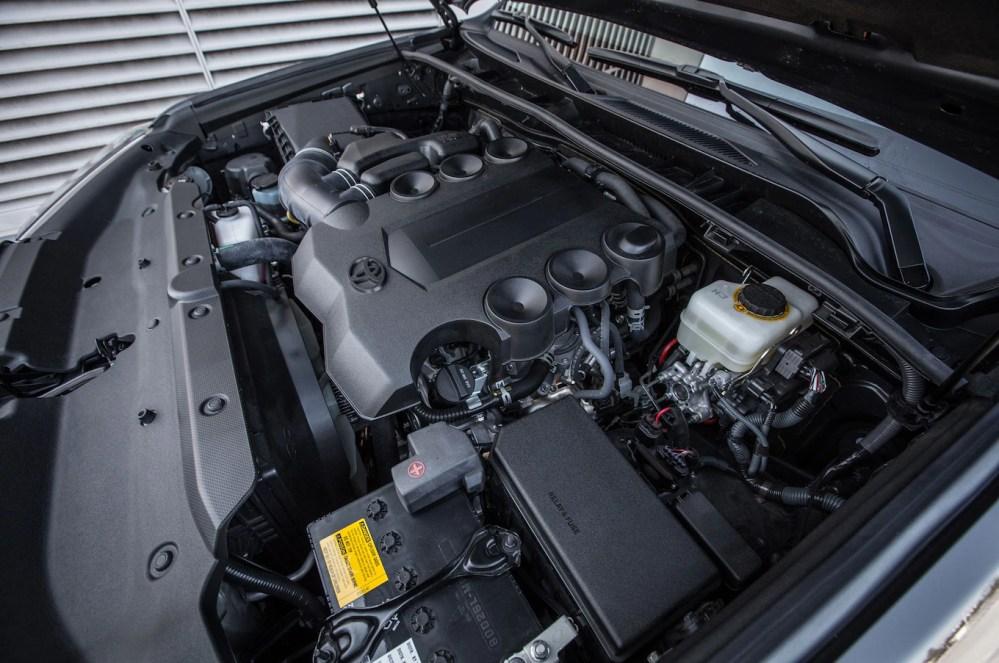 medium resolution of 2015 toyota 4runner limited engine 02