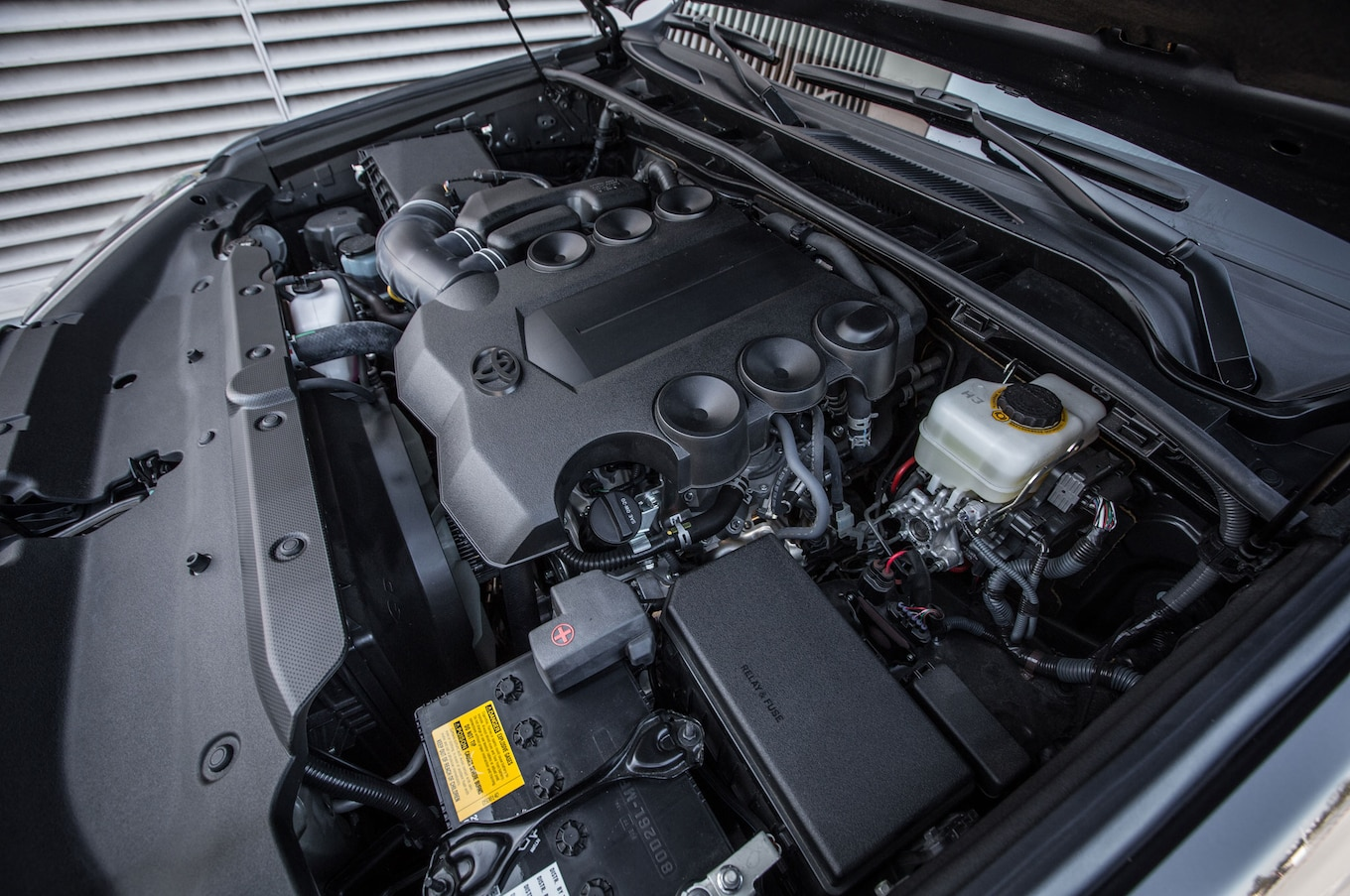 hight resolution of 2015 toyota 4runner limited engine 02