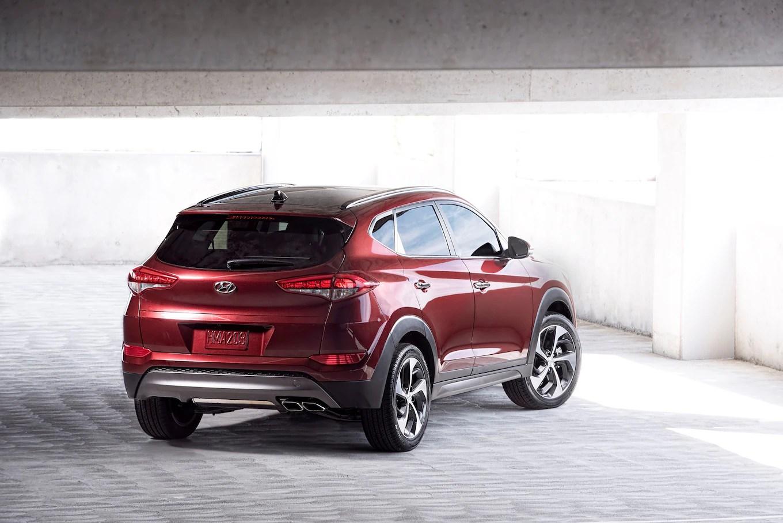 2016 Hyundai Tucson Reviews And Rating  Motor Trend