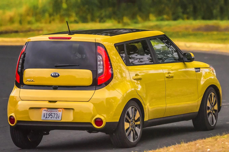 2016 Kia Soul Reviews And Rating  Motor Trend