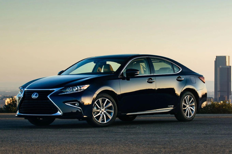 2016 Lexus ES300h Reviews and Rating