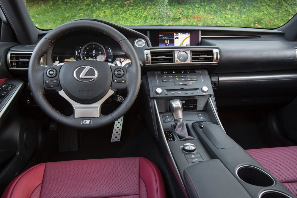 medium resolution of 2016 lexus is 300 awd f sport 4 98