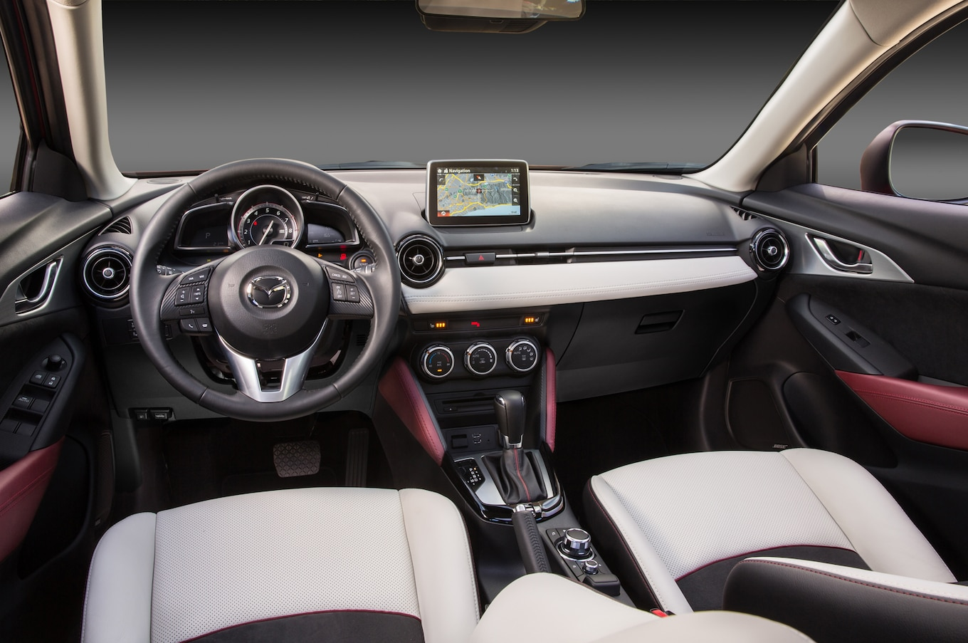 2016 Mazda CX 3 Reviews And Rating Motortrend