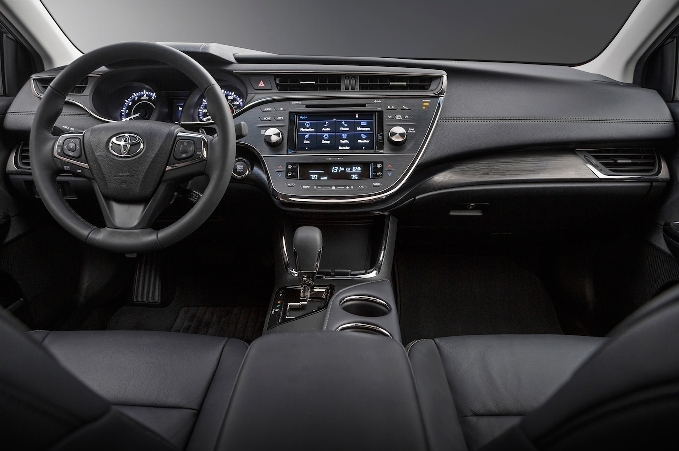 2016 Toyota Avalon Reviews And Rating Motortrend