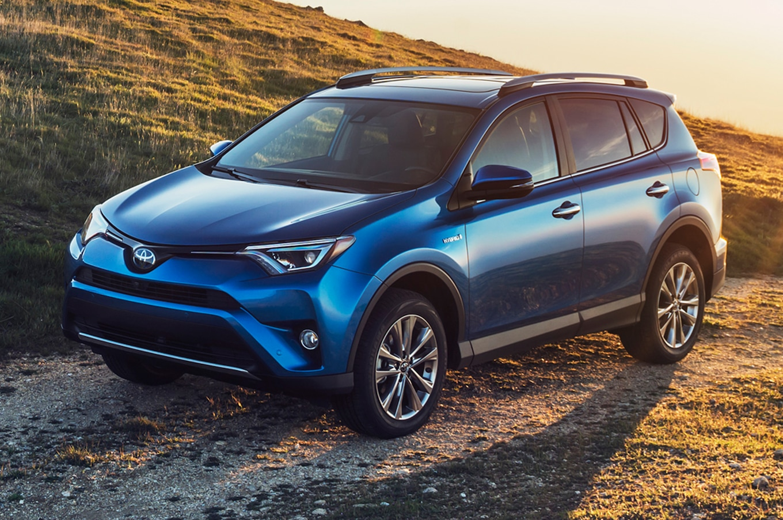 2016 Toyota RAV4 Hybrid Reviews - Research RAV4 Hybrid Prices & Specs - MotorTrend