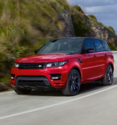 2016 land rover range rover sport hst limited edition [ 1360 x 903 Pixel ]