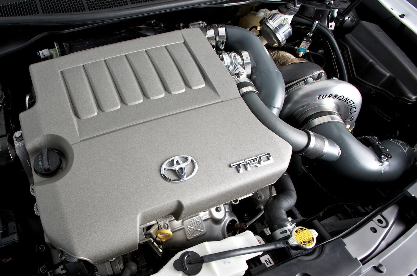 hight resolution of camrally toyota camry dream build sema engine bay 3