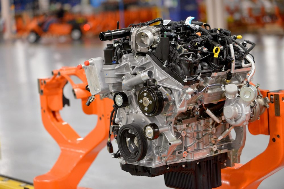 medium resolution of ford f 150 2 7 liter ecoboost v 6