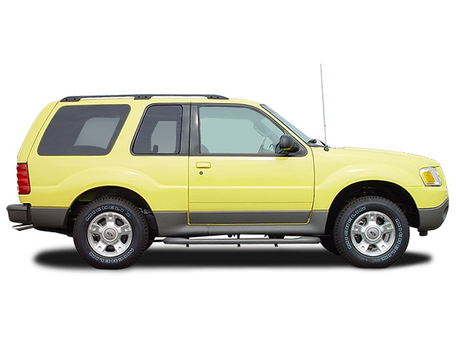 2003 Ford Explorer Sport Trac Reviews And Rating