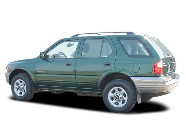 2004 Isuzu Rodeo Reviews And Rating Motor Trend
