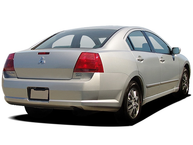 2004 Mitsubishi Galant Reviews Research Galant Prices